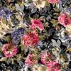Seamless Floral Digital Pattern (Original)