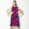 Hibiscus Night (Dress)