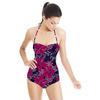 Hibiscus Night (Swimsuit)