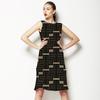Geometric African Print (Dress)