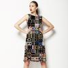 Ethnic Mosaic (Dress)