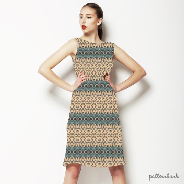 Mandalay Ornate Luxe Stripe