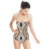 Native American Dreamcatcher Pattern White (Swimsuit)