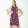 African Inspired Vector Floral (Dress)