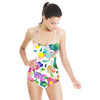 Stylised Summer Floral (Swimsuit)