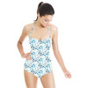 Winter Floral Tiles Collection4 (Swimsuit)