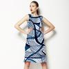 Blue Mesh (Dress)