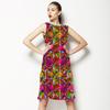 Tropical Foliage. (Dress)