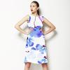 Blue and White Mood (Dress)