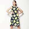 Vintage Tossed Lemon Limes (Dress)
