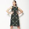 Geometric Tribal Batik Pattern 1 (Dress)