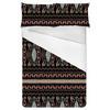 Linear Batik Tribal Pattern 1 (Bed)