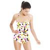 Graffiti Spray Dots (Swimsuit)