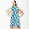Geo Circle Swim Print (Dress)