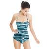 Frozen Wavy Marble (Swimsuit)