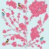 Birds on Cherry Tree (Original)