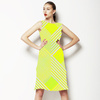 Geometric Neon (Dress)