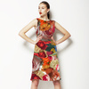 Barroco Flowers (Dress)