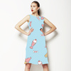 Icecream & Doughnut Conversational 16cms Repeat (Dress)