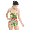 Tropical Pattern (Swimsuit)