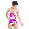 Watercolor Flower (Swimsuit)