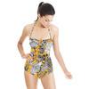 Classic Monotone Palampore (Swimsuit)