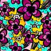 Graphic Floral (Original)