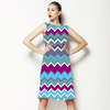 Chevron5 (Dress)