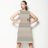 Ethnic Festival Stripes (Dress)