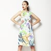 Watercolor Tropics (Dress)