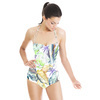 Watercolor Tropics (Swimsuit)