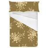 Sepia Sprig Floral (Bed)