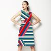 Strong Stripes. (Dress)
