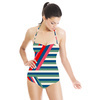 Strong Stripes. (Swimsuit)