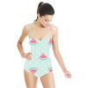 Watermelon Dots Fruit Tossed (Swimsuit)