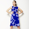 Betty Floral Lithograph Print (Dress)