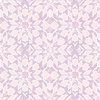 Pastel Snowflake Tile Print (Original)