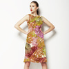 Acid Tropical Garden (Dress)