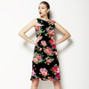 Seamless Botanic Pattern (Dress)
