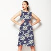 Lithograph Flowers (Dress)