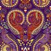 Indian Seamless Pattern. Decorative Ornament (Original)