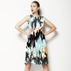 Abstract Ikat (Dress)