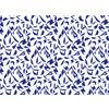 Indigo Marker Doodle (Original)