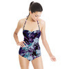 Abstract Winter Floral (Swimsuit)