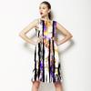 Textured Tribal Stripe (Dress)