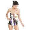 Textured Tribal Stripe (Swimsuit)