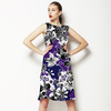 Graphic Flowers (Dress)