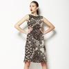 Earthy Snake Skin (Dress)