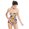 Watercolor Flowers (Swimsuit)