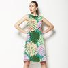 Tropical Palm Paradise (Dress)